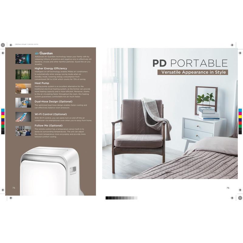 Portable Air Conditioner & Dehumidifier