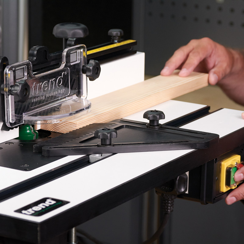 Trend CraftPro Router Table
