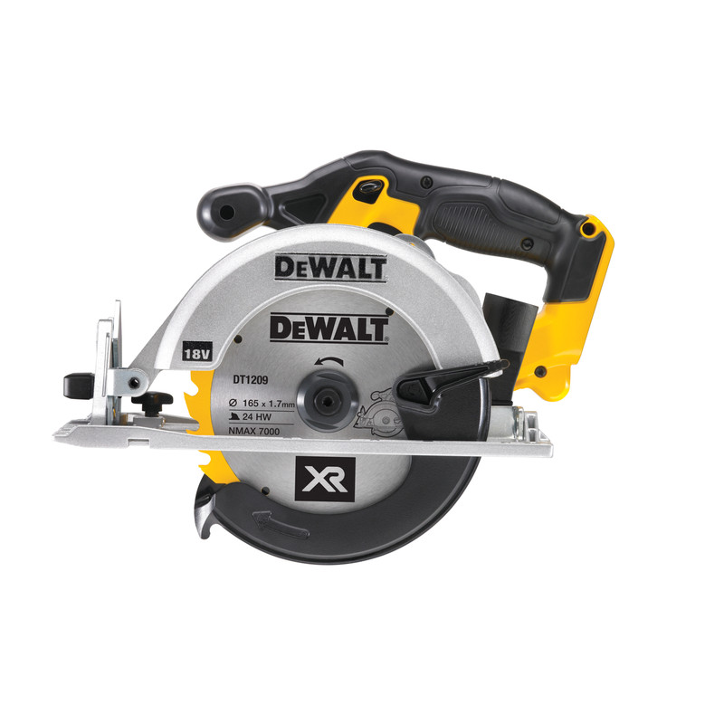 DeWalt DCS391N-XJ 18V XR 165mm Cordless Circular Saw