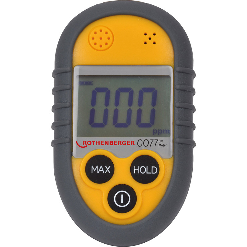 Rothenberger RO77 Personal Carbon Monoxide Monitor