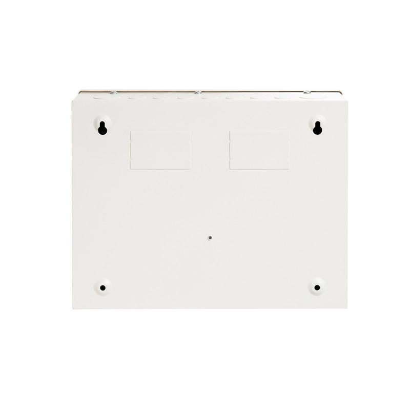 Crabtree Loadstar Metal Consumer Unit 10 Way + 8 MCBs