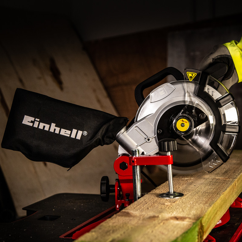 Einhell TC-MS 2112 1600W 210mm Single Bevel Mitre Saw