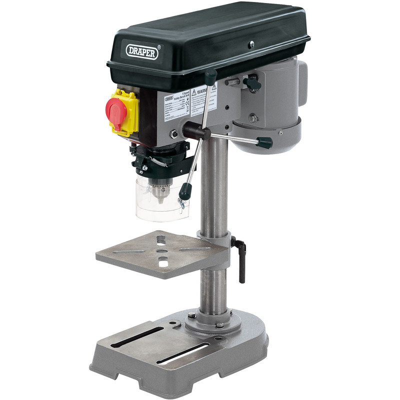 Draper 38255 350W 5 Speed Bench Drill