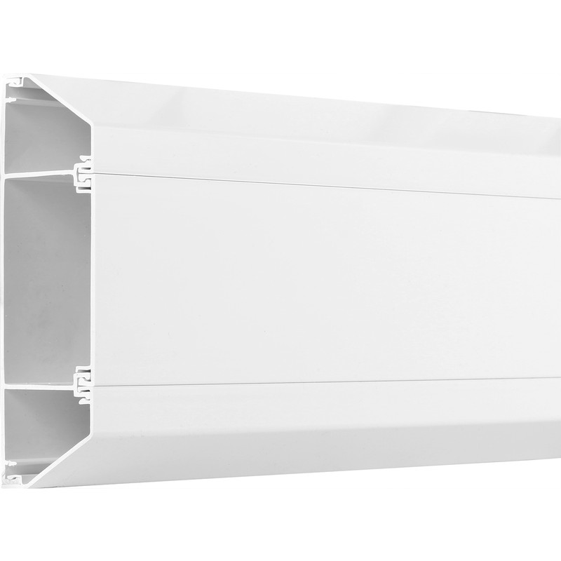Merlin 3 Compartment Dado Perimeter Trunking