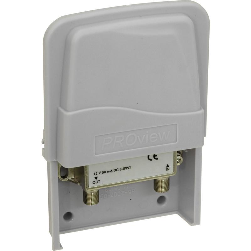 PROception UHF TV Masthead Amplifier