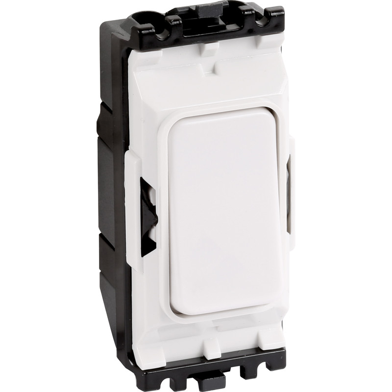 MK Grid Plus 20A Switch Modules