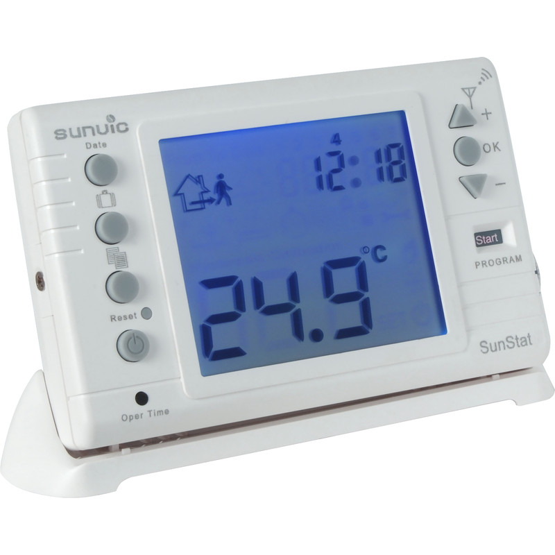 Sunvic sunstat room thermostat wired asfbconference2016 Choice Image