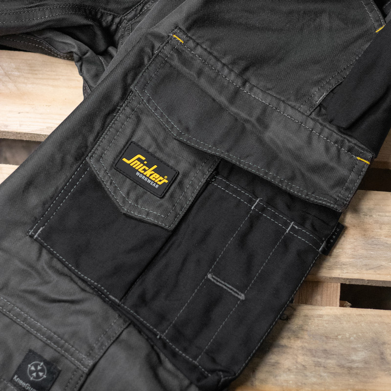 Snickers 3212 DuraTwill Holster Pocket Trousers