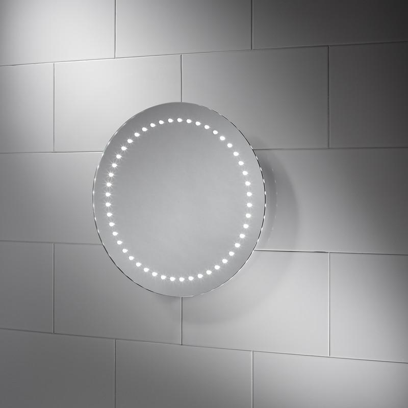 Sensio Orla Round LED Mirror
