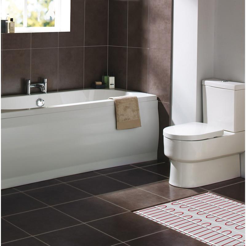Fabulous Klima Underfloor Heating Mat 1 0M2 0 5M X 2M Interior Design Ideas Gentotthenellocom
