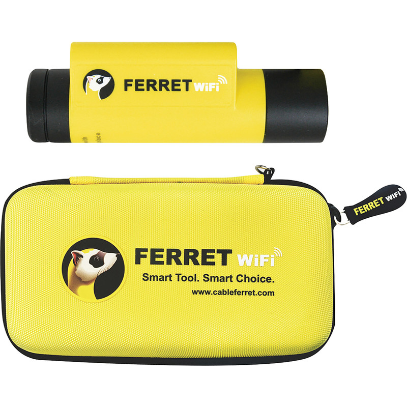 Super Rod Cable Ferret WiFi Wireless Inspection Camera