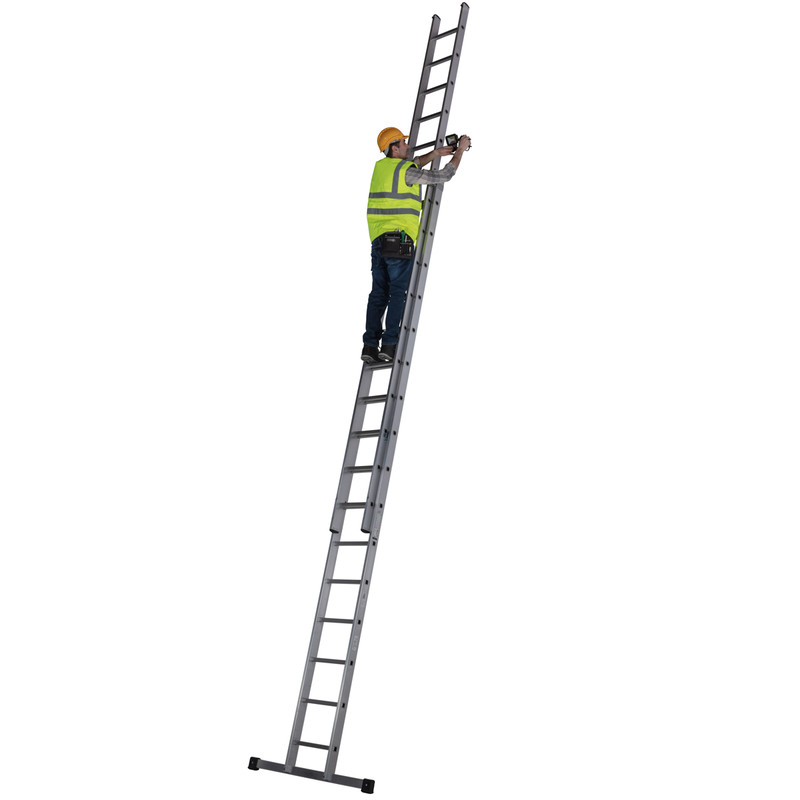 Youngman 2 Section Trade Extension Ladder