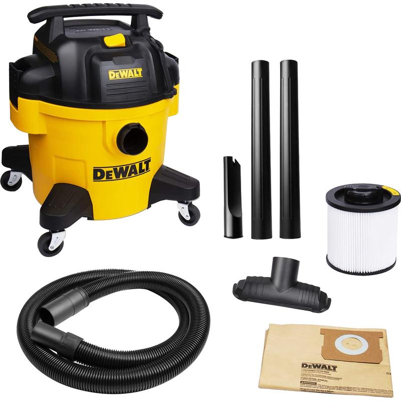 DeWalt DXV20P 20L Wet & Dry Vacuum Cleaner
