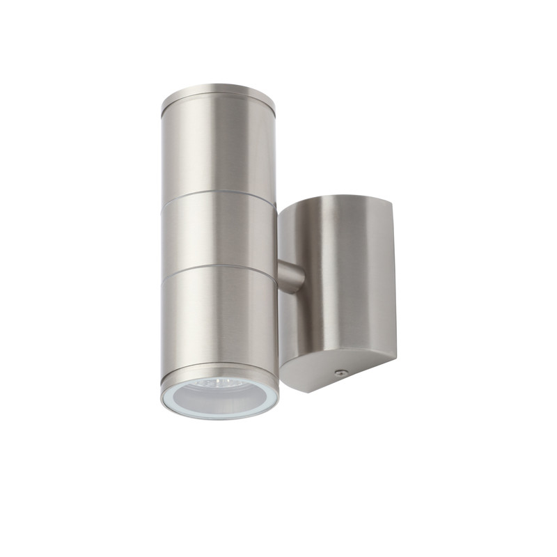 Islay IP44 Marine Grade 316 Stainless Steel Up & Down Wall Light