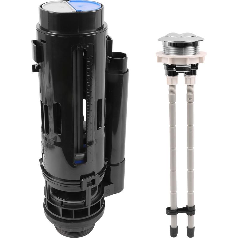 Fluidmaster Mechanical Dual Flush Valve