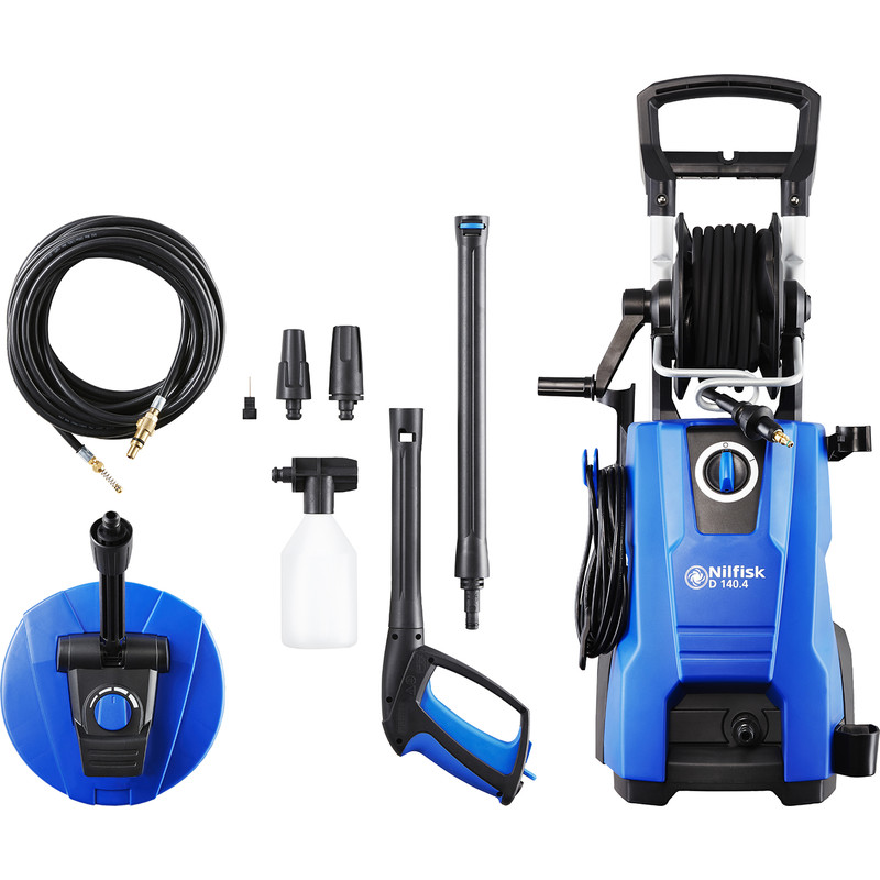 Nilfisk  D 140.4-9 DP X-TRA Dynamic Home and Drain Pressure Washer