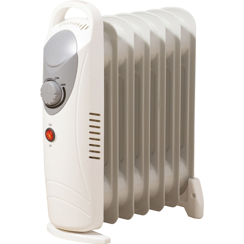 FAN HEATER PORTABLE FLOOR HOT COLD OIL FILLED RADIATOR DAEWOO ELECTRIC HALOGEN