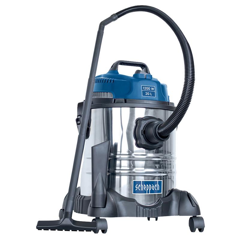 Scheppach ASP20-ES 1200W 20L 3-in-1 Wet & Dry Vacuum