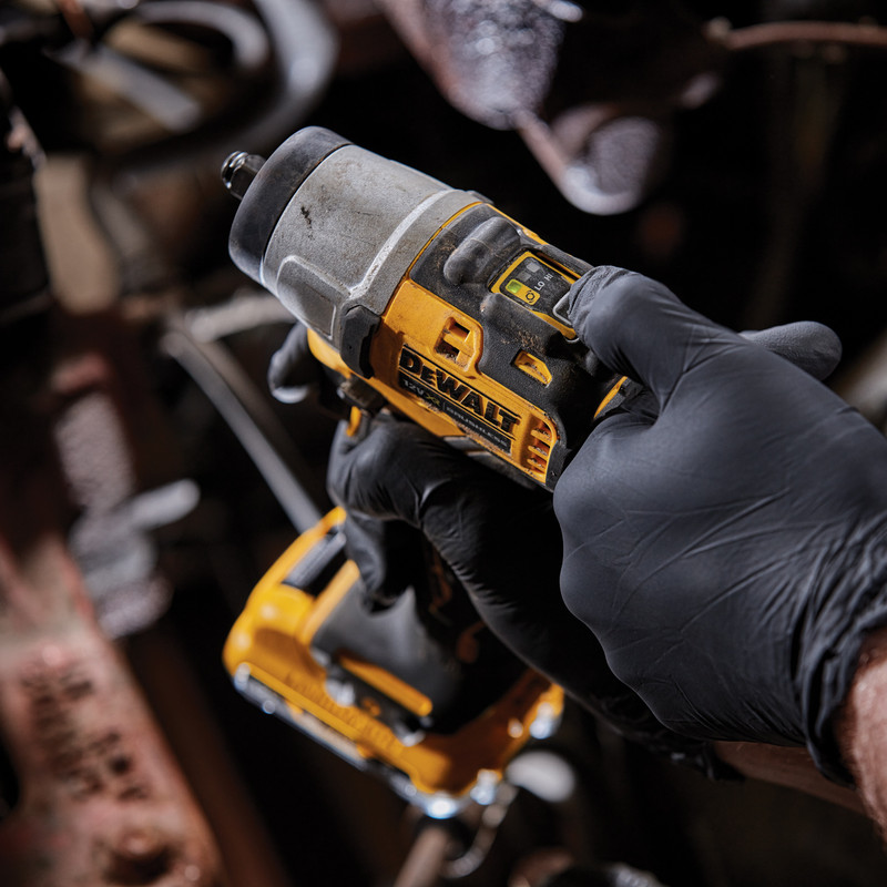 "DeWalt DCF902D2-GB 12V XR Li-ion Brushless Compact 3/8"" Impact Wrench"
