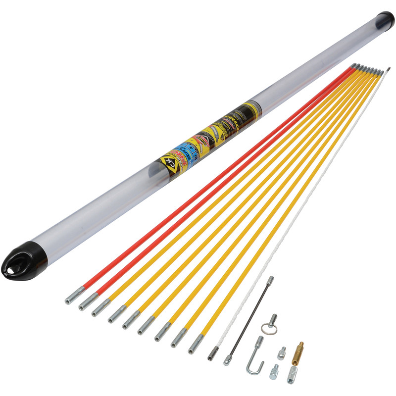 C.K MightyRod PRO Cable Rod 10m Set