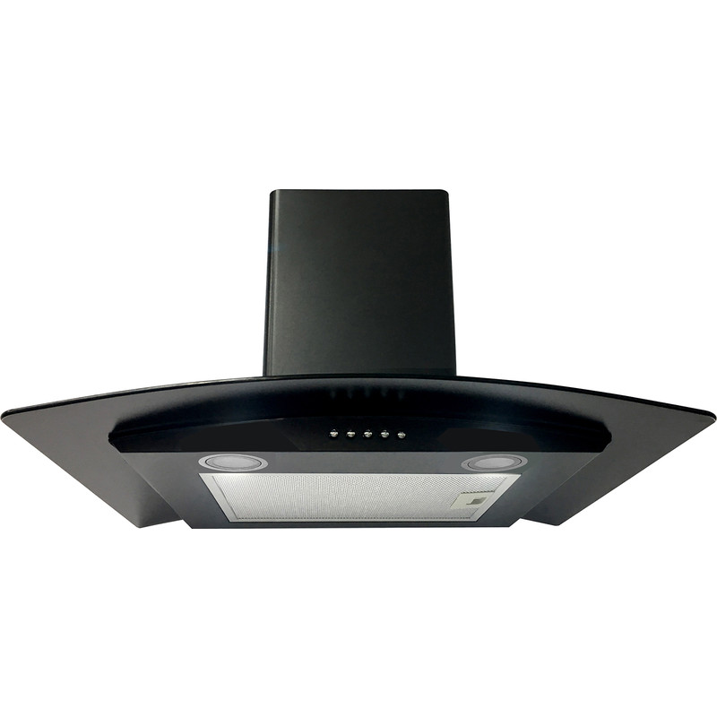 Culina 60cm Curved Extractor Hood