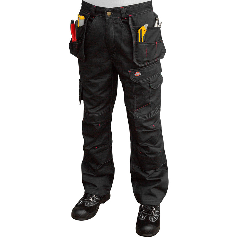 Dickies Redhawk Pro Work Trousers Knee Pad Cargo Combat Various Colours WD801