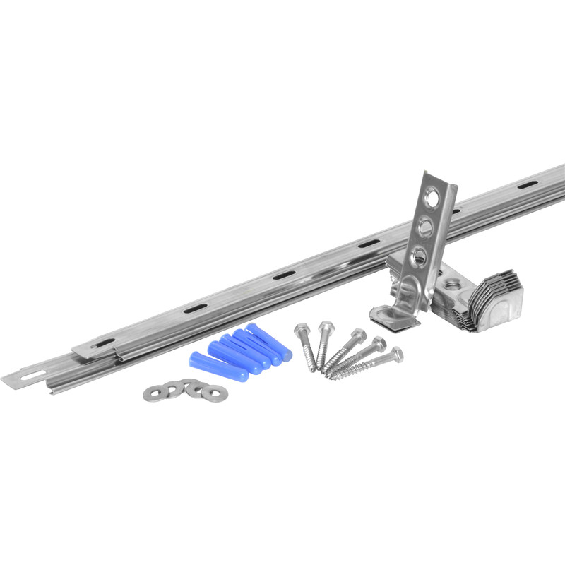 Ties /& Fixings FREE NEXT DAY DELIVERY Stainless Steel Wall Starter Kits