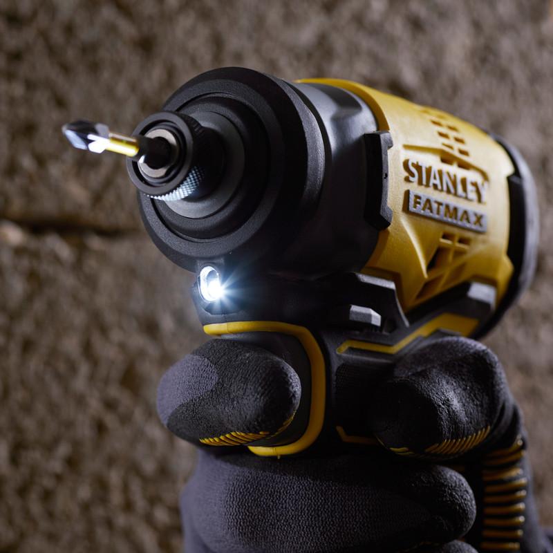 Stanley FatMax V20 18V Cordless Brushless Impact Driver