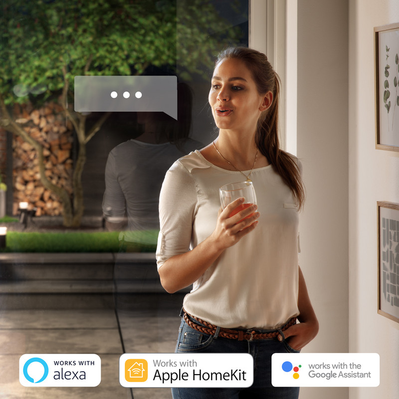 Philips Hue Impress Smart Outdoor Wall Light RGB+W
