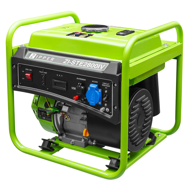 Zipper STE2800IV 2800W Whisper Quiet Inverter Generator