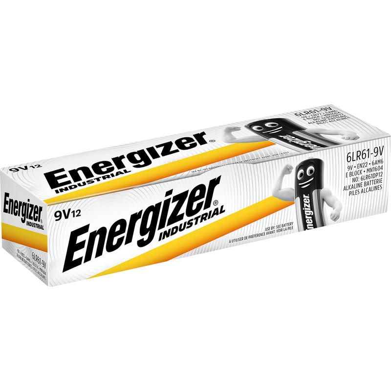 Energizer Industrial 9V /12
