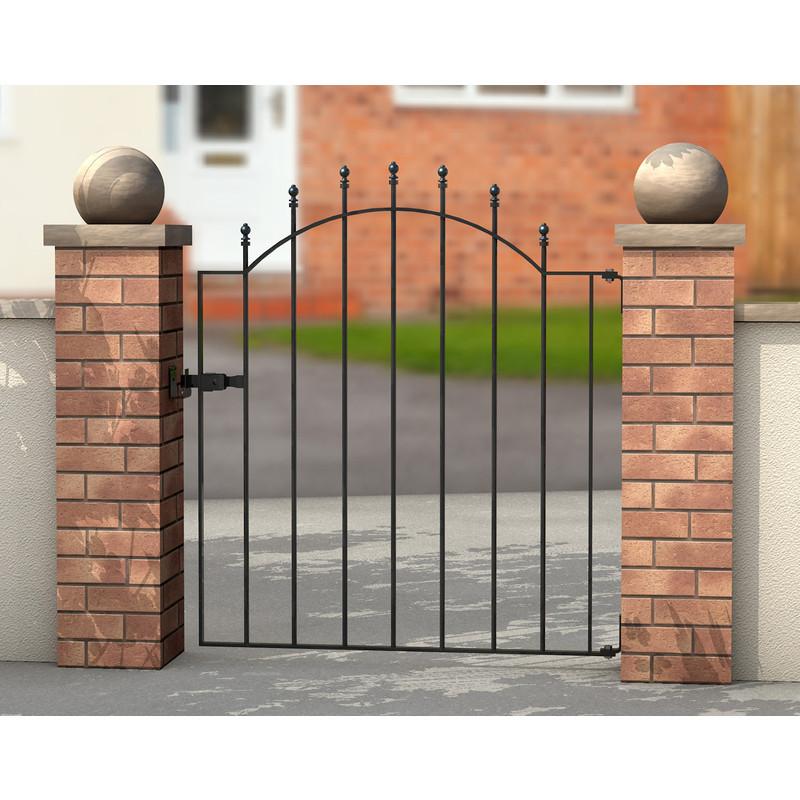PowaPost Hamble Metal Gate