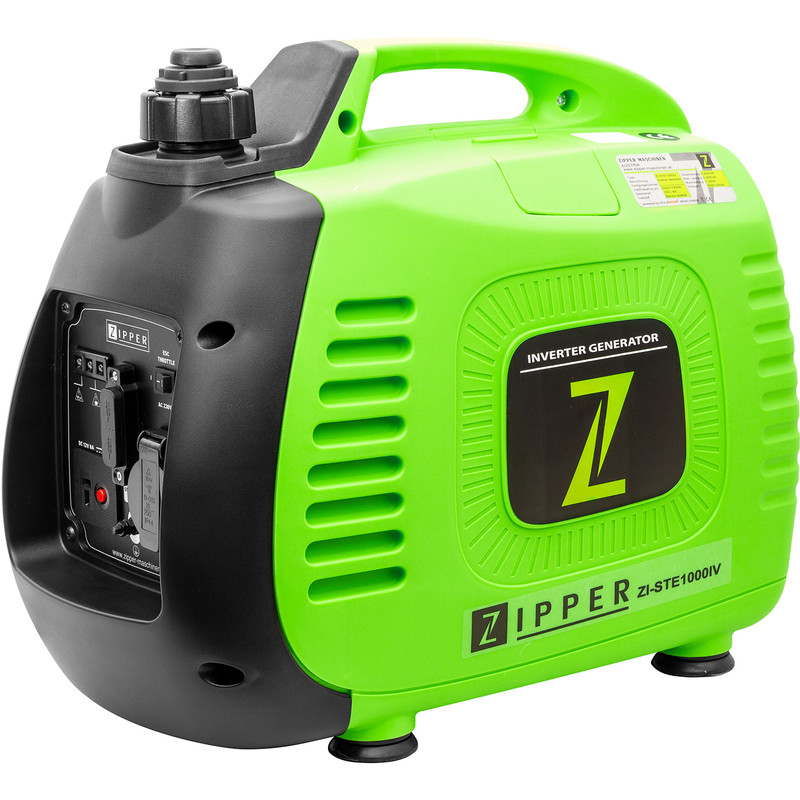 Zipper STE1000IV 850W Whisper Quiet Suitcase Inverter Generator