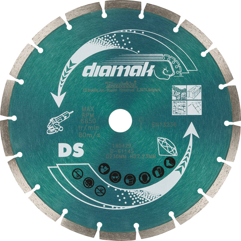 Makita Diamond Wheel Segmented