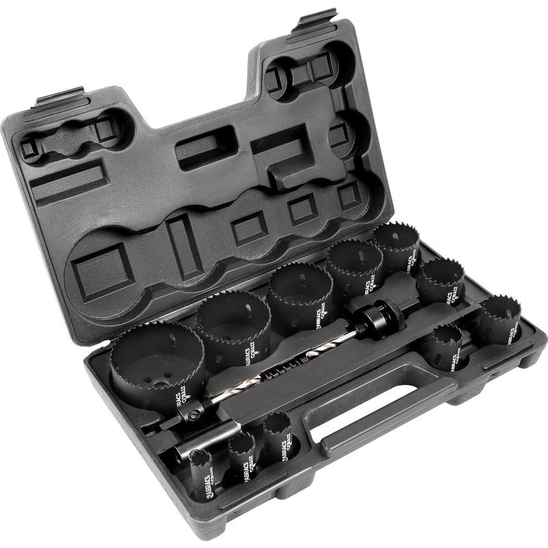 Abracs Plumbers Holesaw Kit