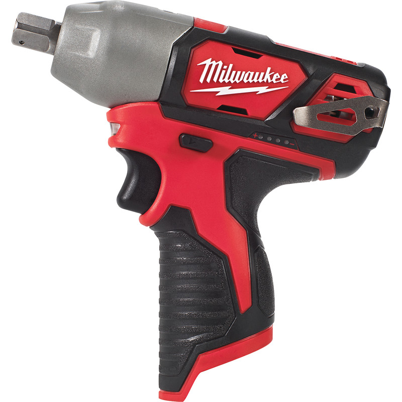 Milwaukee M18biw12 0 18v Li Ion Compact Impact Wrench 1 2