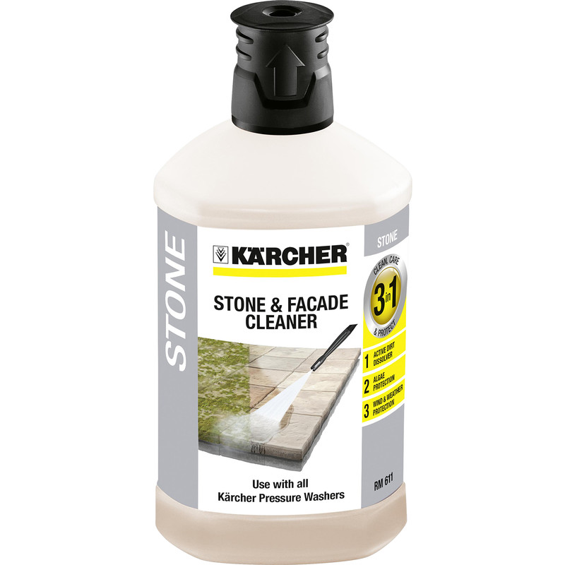 Karcher 3-in-1 Stone Cleaner