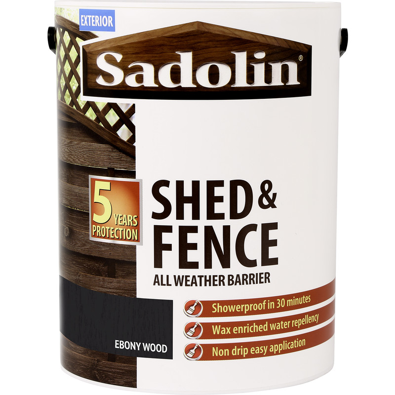 Sadolin Shed & Fence Treatment 5L