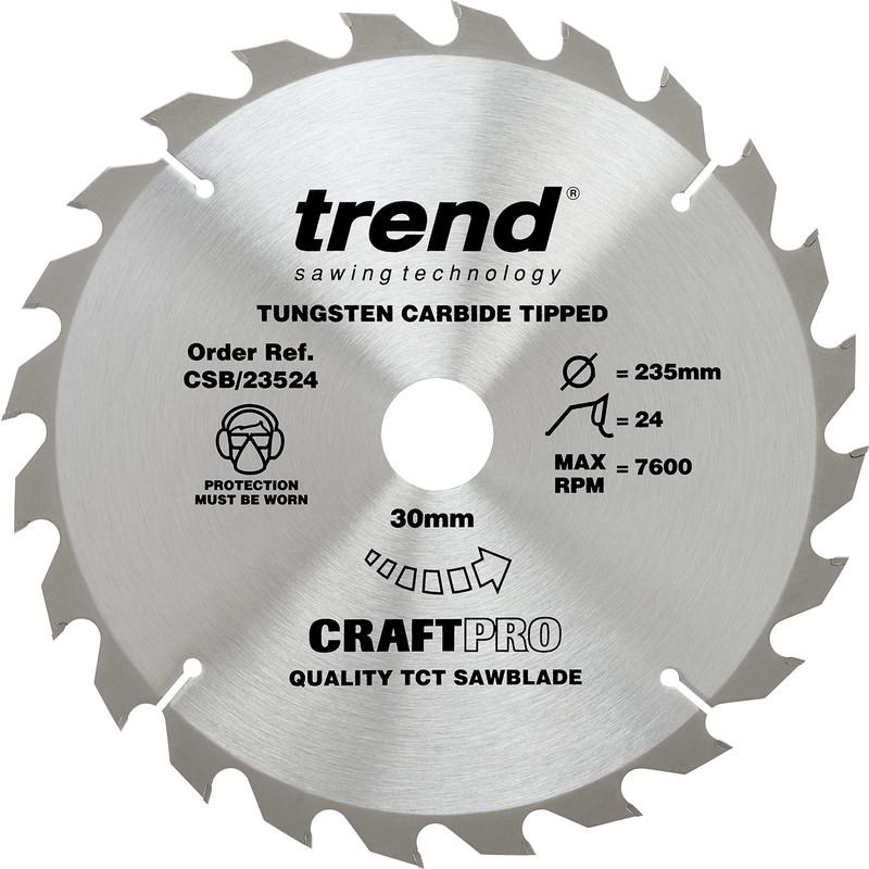 Trend Craft Circular Saw Blade