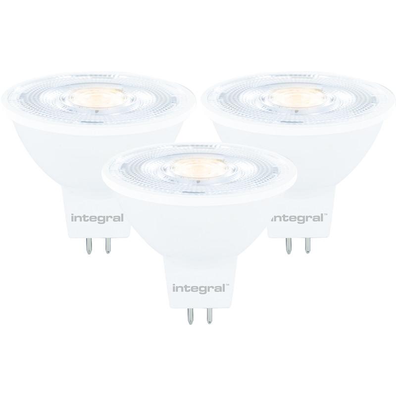 Integral LED 12V MR16 GU5.3 Dimmable Lamp