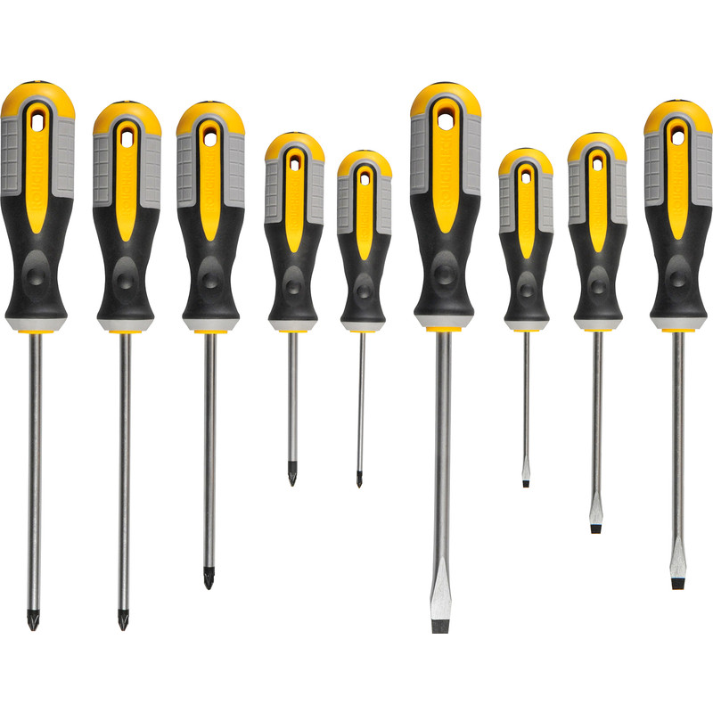 Roughneck Screwdriver Set