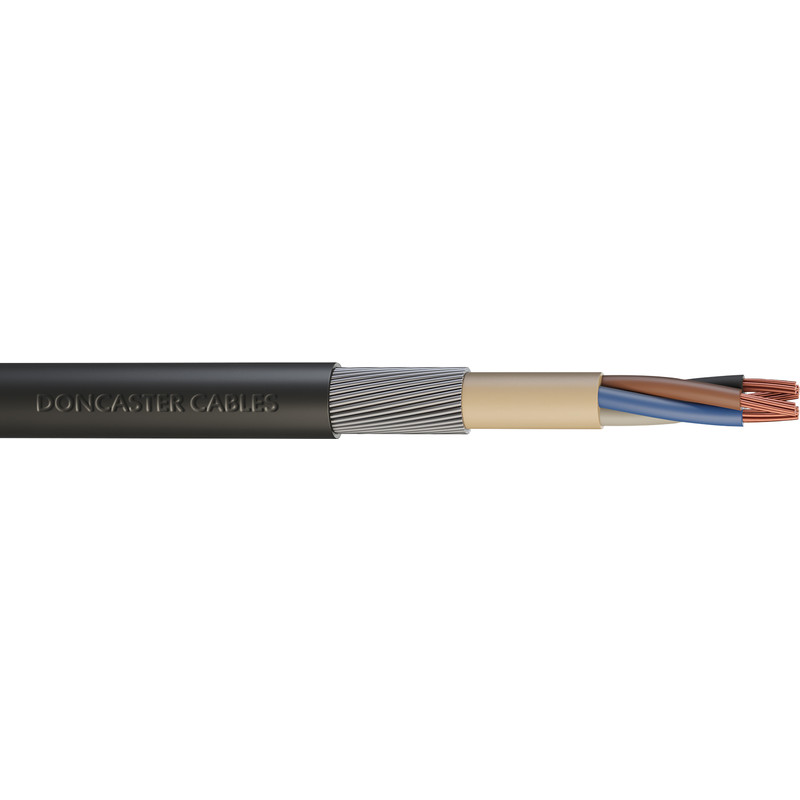 Doncaster Cables SWA Armoured Cable 2.5mm2 x 3 Core