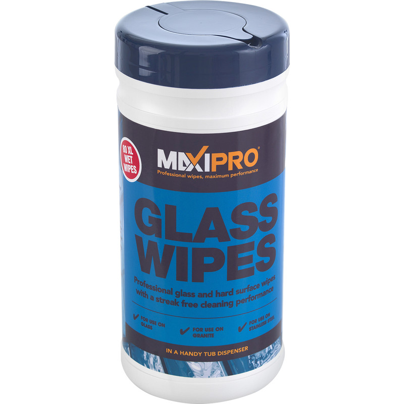 Glass, Steel & Granite Cleaning Wipes