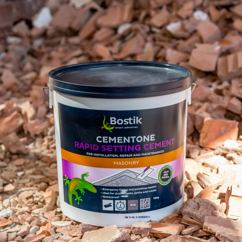 Bostik Cementone Rapid Setting Cement