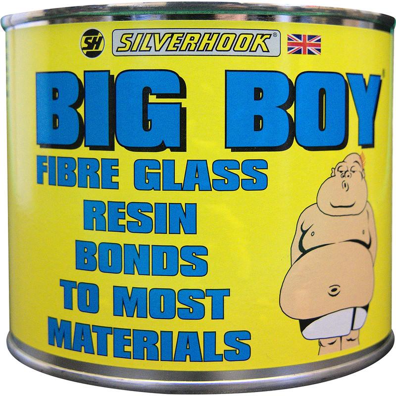 Big Boy Polyester Resin with Hardener