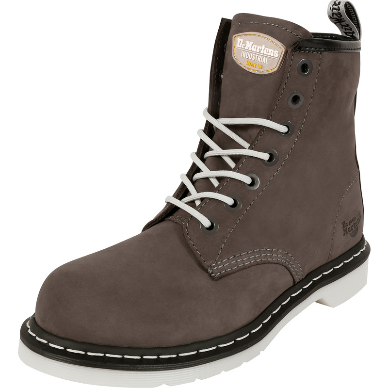 hot-selling authentic classic style great deals 2017 Dr Martens Maple Womens Safety Boots Size 4