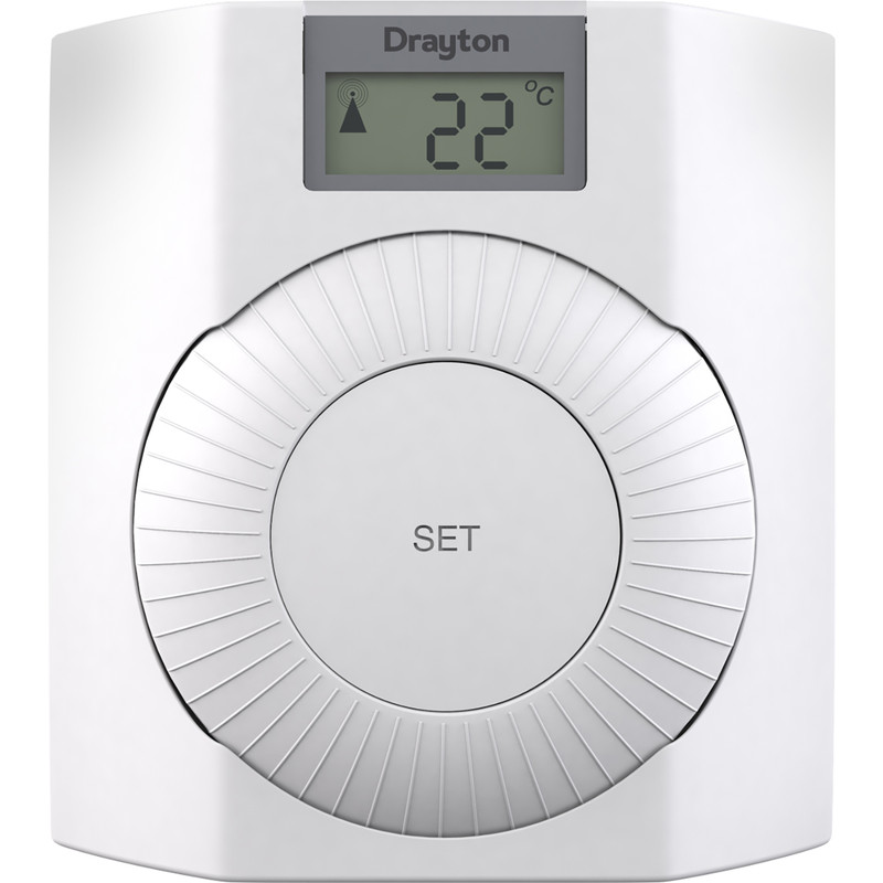 Drayton Digistat+ Digital Room Thermostat