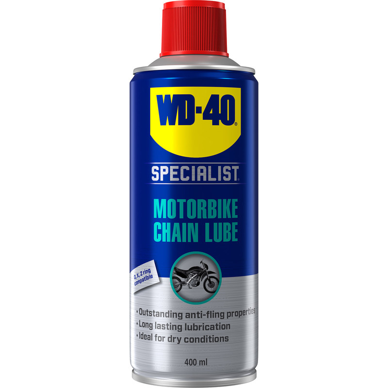 WD-40 Specialist Motorbike Chain Lubricant