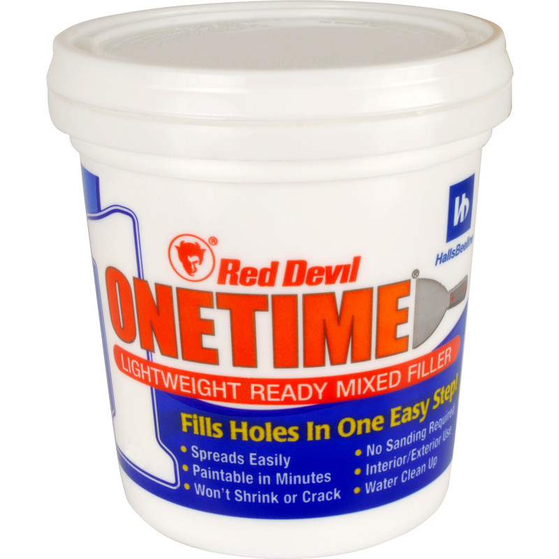 Red Devil Onetime Ready Mixed Filler