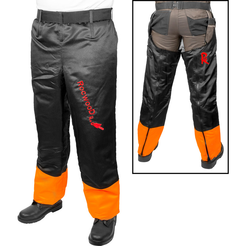 Chainsaw Seatless Chaps
